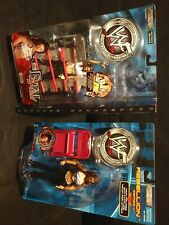 WWE WWF Lita Jakks Pacific Fatal 4 Way Collectors Edition 2001 Rebellion 4