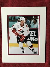 Mark Messier unsigned 8x10 photo matted in to fit 11x14 frame!! RANGERS  CANADA