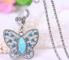 Turquoise Unbranded Stone Costume Necklaces & Pendants