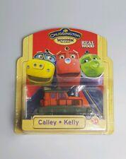 CHUGGINGTON WOODEN RAILWAY CALLEY / KELLY - REAL WOOD