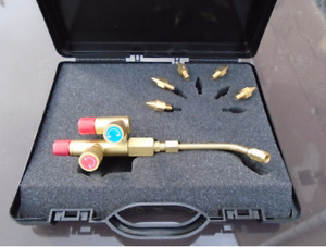 Model O Torch Ideal For Fine Welding, Brazing & Soldering, Spares Also Listed