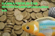 GAMMA Futtertabletten mit Fleiß und Leber 500ml 1A Qualität gut und günstig.