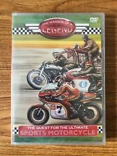 The Quest for the Ultimate Sports Motorcycle (DVD) Brand New Sealed