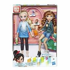Hasbro Walt Disney Princess Elsa e Anna Multicolore Principesse Bambola