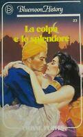 LA COLPA E LO SPLENDORE Y. PURVES BLUEMOON HISTORY N.23
