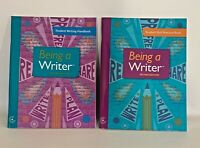 2 NEW Being a Writer Grade 5 Writing & Skill Handbook Student Practice 5th