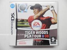 jeu TIGER WOODS PGA TOUR 08 sur nintendo DS en francais golf 2008 spiel COMPLET