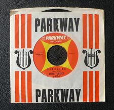"7"" Chubby Checker - Birdland - USA Parkway"