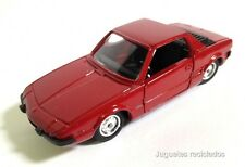 1/43 FIAT X1/9 SOLIDO MADE IN FRANCE DIECAST