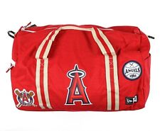 New Era Los Angeles LA Angeles Heritage Patch Duffle Bag MLB NWT