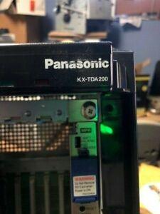 Panasonic KX-TDA200 phone system