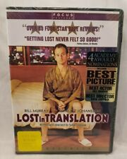 New listing Lost in Translation [New Dvd] Widescreen New Free Ship