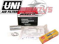 66mm Piston Plug Filter for Kawasaki KDX200 1989-2006