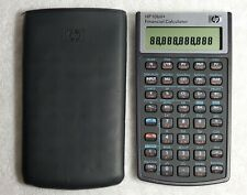 HP 10Bii+ Financial Business Calculator w/Soft Case TESTED