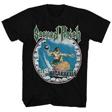 New Sacred Reich Surf Nicaragua Album Thrash Metal Shirt (SML-2XL) badhabitmerch