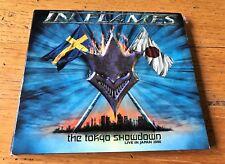 IN FLAMES The Tokyo Showdown  - Digipak CD
