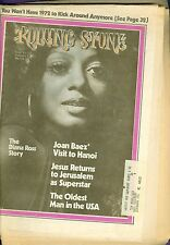 Rolling Stone 127 Diana Ross Duane Allman Joan Baez Steve McQueen The James Gang