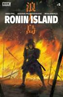 Ronin Island #5 CVR A Boom! Studios 2019 NM