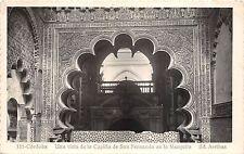Br33278 Cordoba Capilla de San Fernando en la Mezquita switzerland