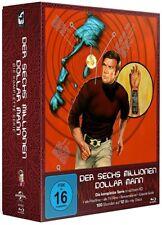 Der Sechs Millionen Dollar Mann - Die komplette Serie, 12 Blu-Ray Disc NEU + OVP