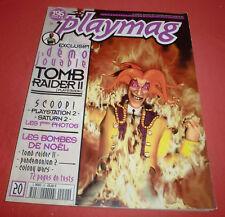 Magazine Playmag [n°20 D. 97] PS1 Saturn N64 Pandemonium 2 Herc's Adventure JRF