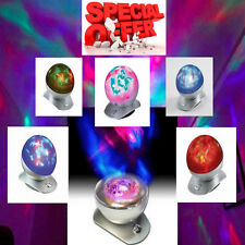 Sensory LED Light Projector Calming Autism Relaxing Multicolor Laser Effect Lamp