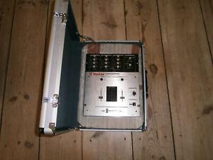vestax pmc 05 Flightcase (ohne Mixer) Mischpult Technics MK