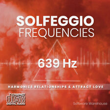 Solfeggio Healing Frequencies - 639 Hz Meditation CD - Mind and Body in Harmony