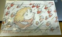 Studio Ghibli Layout Exhibition, Ponyo Clear File cel A4 Japan NEW Unopened item