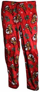 Scooby Doo Santa Lounge Pants