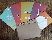 SHINee The Story of Light 5 Notecards w/ Envelopes Onew Taemin Minho Jonghyun