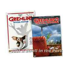 Gremlins: Complete Movies 1 & 2 Special Edition The New Batch Box/DVD Set(s) NEW