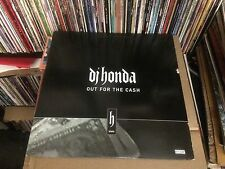 """DJ HONDA OUT FOR THE CASH PIC SLEEVE VINYL 12"""""""