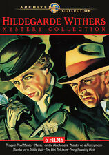 Hildegarde Withers Mystery Collection DVD - Edna May Oliver (6 Films on 2 Discs)