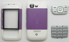 COVER HOUSING COMPATIBILE per NOKIA 5300 VIOLA CON TASTIERA