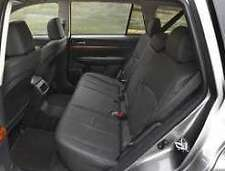 2010 2011 Subaru Outback Leather Interior seat cover