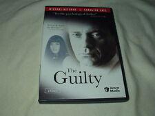 The Guilty (1991) DVD's 2-Discs Michael Kitchen Caroline Catz British Thriller