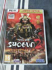 Total War: Shogun 2-Edición Limitada.