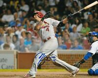 Yadier Molina Autographed Signed 8x10 Photo ( Cardinals ) REPRINT