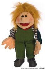 Handpuppe 45cm groß Junge kleiner Pelle Living Puppets Bauchrednerpuppe für Kind