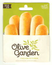 $50.00 Olive Garden Physical Gift Card!