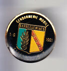 RARE PINS PIN'S .. GENDARMERIE MOBILE BLASON EGM 15/7 1991 SARREGUEMINES 54 ~CO