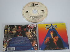 THE POLICE/ZENYATTA MONDATTA(A&M 393 720-2) CD ALBUM