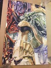 King of Beasts by Anthony Wu Voltron Fine Art Giclee Print Limited Ed. of 50