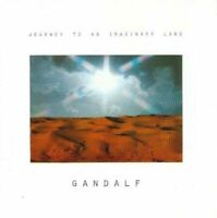 Gandalf ‎- Journey To An Imaginary Land (2017 Remaster)  CD  NEW  SPEEDYPOST