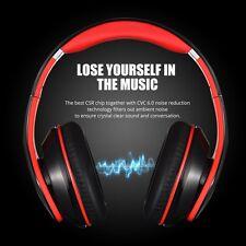 Mpow Bluetooth Headphones Foldable Over The Ear Hi-Fi Stereo Wireless Headset US