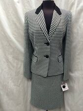 KASPER SKIRT SUIT/NEW WITH TAG/SIZE 16/ FULLY /LINED/RETAIL$240/