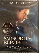 Minority Report, Factory sealed, Dvd