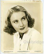Barbara Stanwyck Glamorous Portrait 1935 United Pictures Glamour Photo J3166