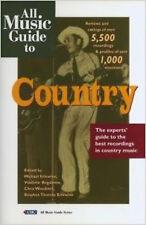 All Music Guide to País, libro Nuevo, Backbeat Books